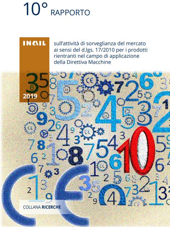 Rapporto sull'attività di sorveglianza del mercato ai sensi del d.lgs. 17/2010