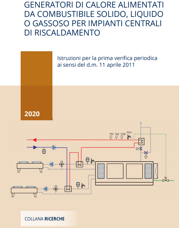 Generatori di calore alimentati da combustibile solido, liquido o gassoso per impianti centrali di riscaldamento