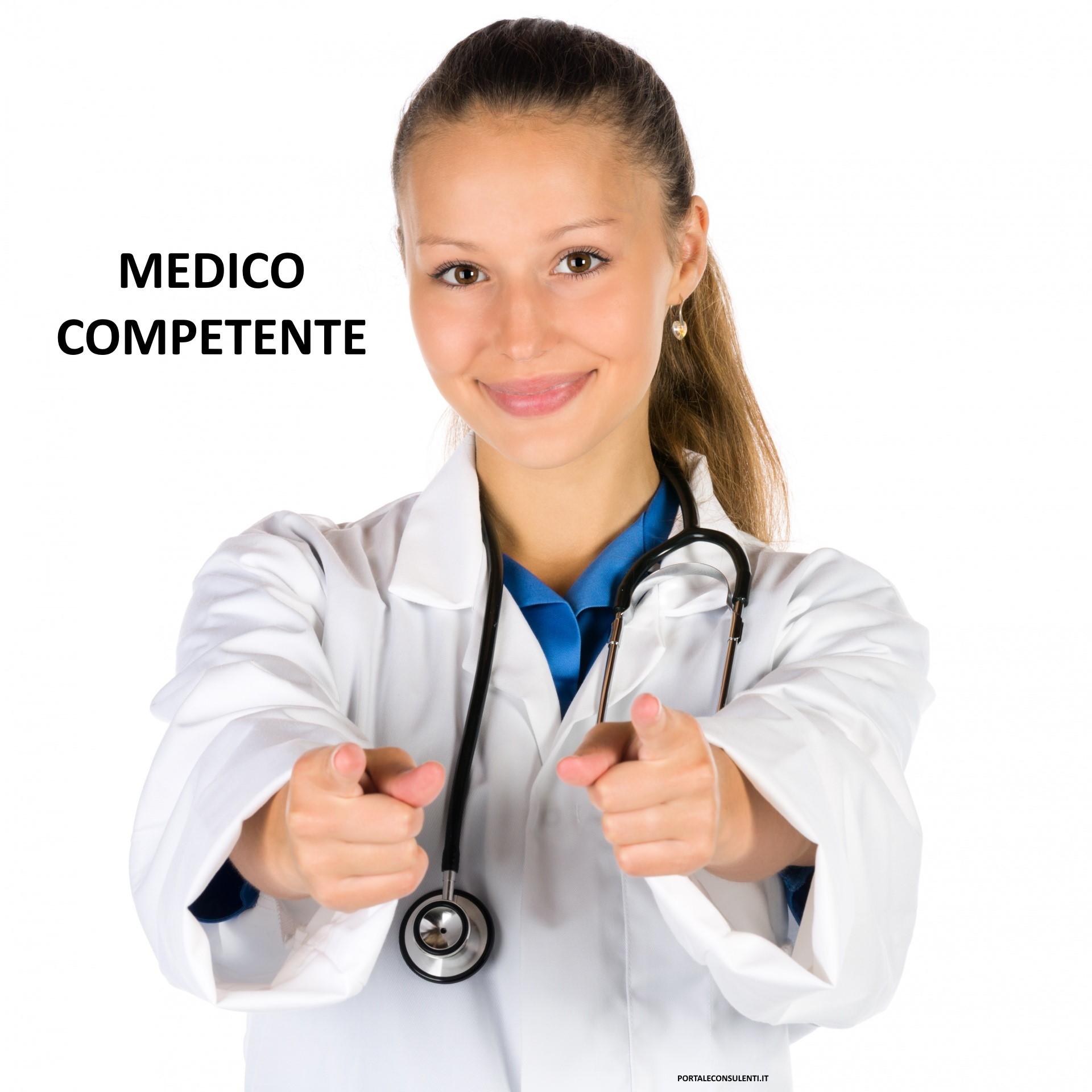 Medico competente e risultati anonimi collettivi
