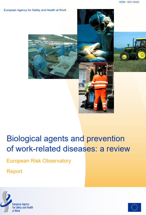 L'esposizione ad agenti biologici come i virus e i batteri sul luogo di lavoro può causare una serie di problemi di salute.  Il COVID-19 è solo l'esempio più ovvio ed esistono diversi settori in cui i lavoratori tendono a essere particolarmente a rischio.